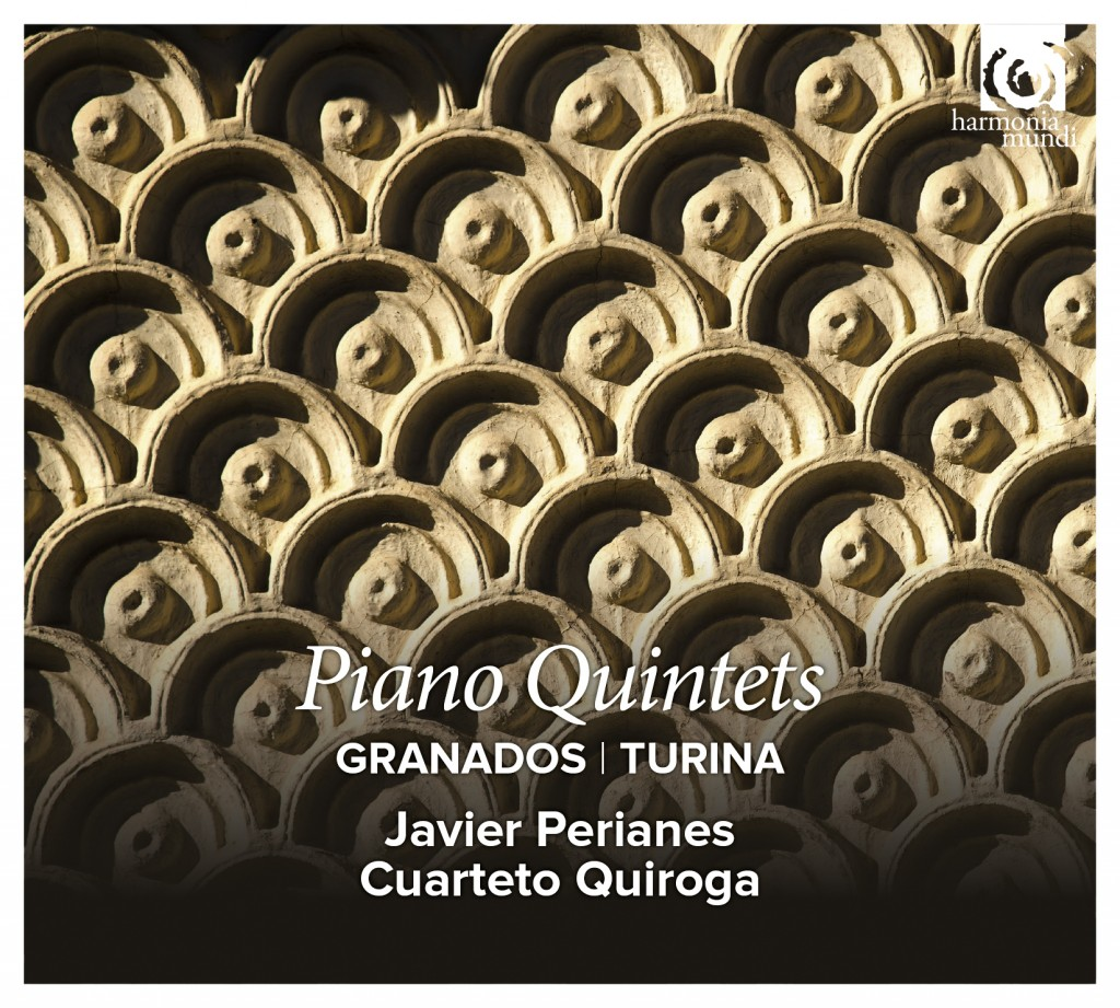 Granados Turina (CD cover)